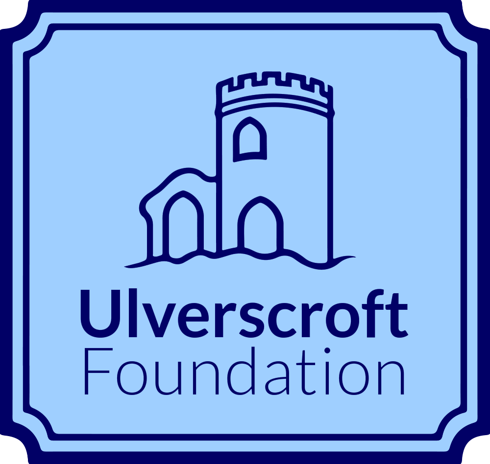 Ulverscroft Foundation Logo